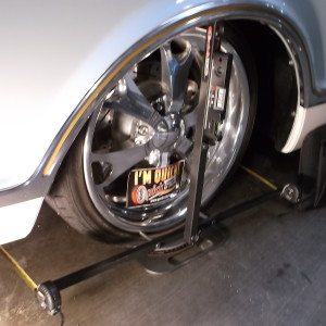 QuickTrick Wheel Alignment Turn Plates