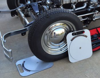 Quick Trick Turn Plates for Wheel Balancing