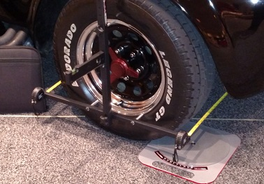 Wheel Alignment Tools For Home Pro Diy Alignment