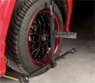 RideTech on Quicktrick Wheel Alignment Machine