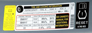 Importance of Tire Pressure for QuickTrick DIY wheel alignment