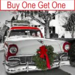 Holiday Buy One Get One - Your Choice *Valid While Supplies Last*